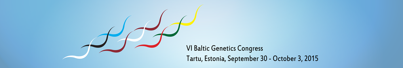 VI Baltic Genetics Congress
